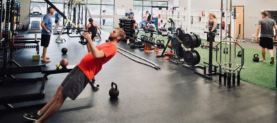 Strength Training at Vitruvian Fitness