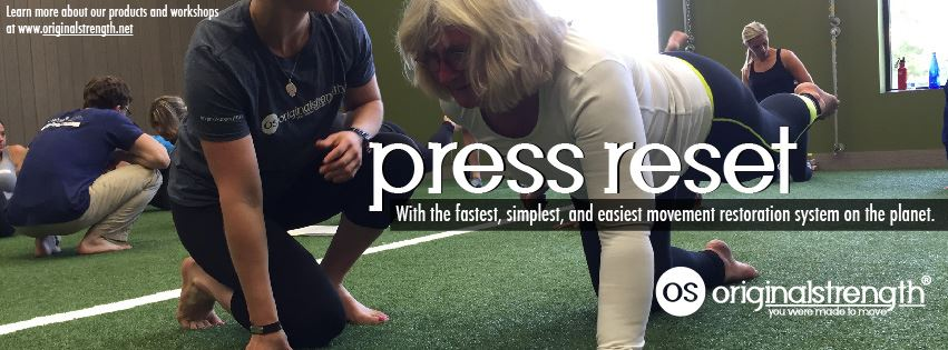 Original Strength – Pressing RESET Workshop