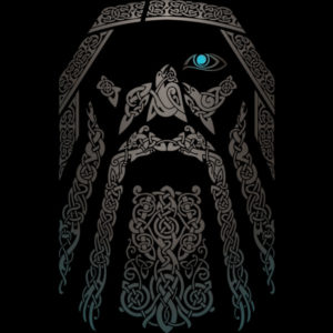 "Odin is usually depicted with a missing eye, because he sacrificed one of his own eyes to the giant Mimir in order to drink from his well of wisdom. He sacrificed a portion of his superficial sight for a deeper, higher way of ""seeing."