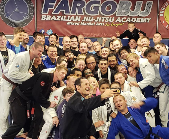 A Little About Fargo BJJ Academy