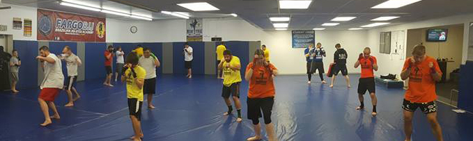 Fargo Kickboxing Classes