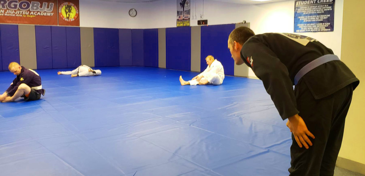 Bowing on the Mat