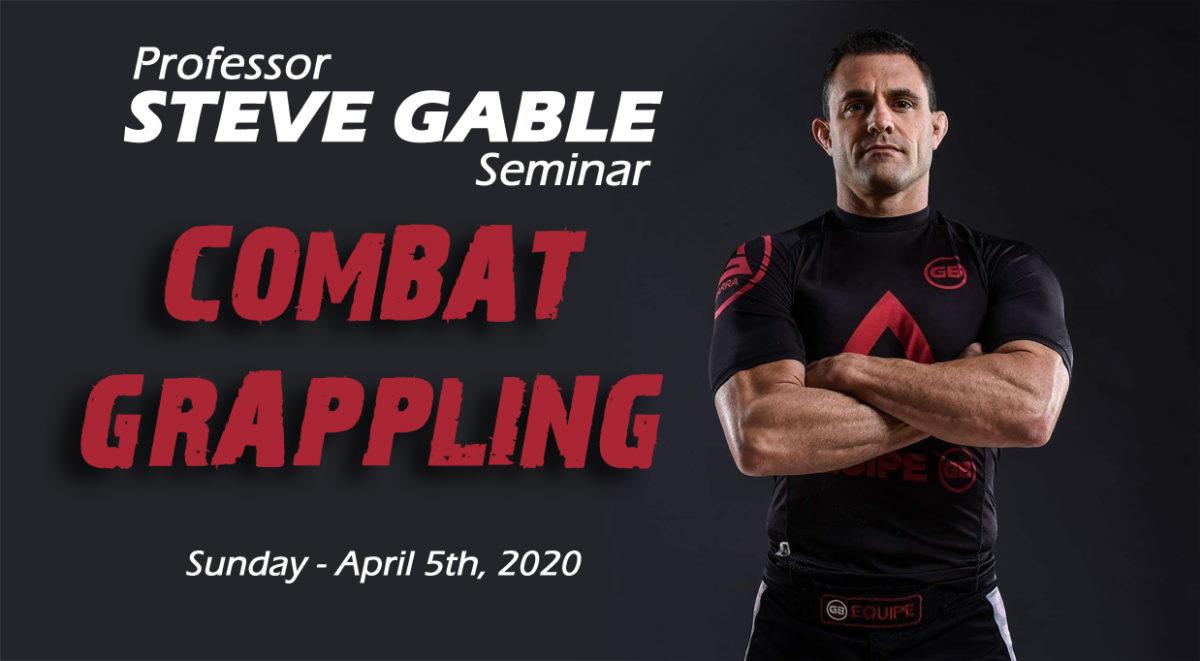 Steve Gable Seminar 2020