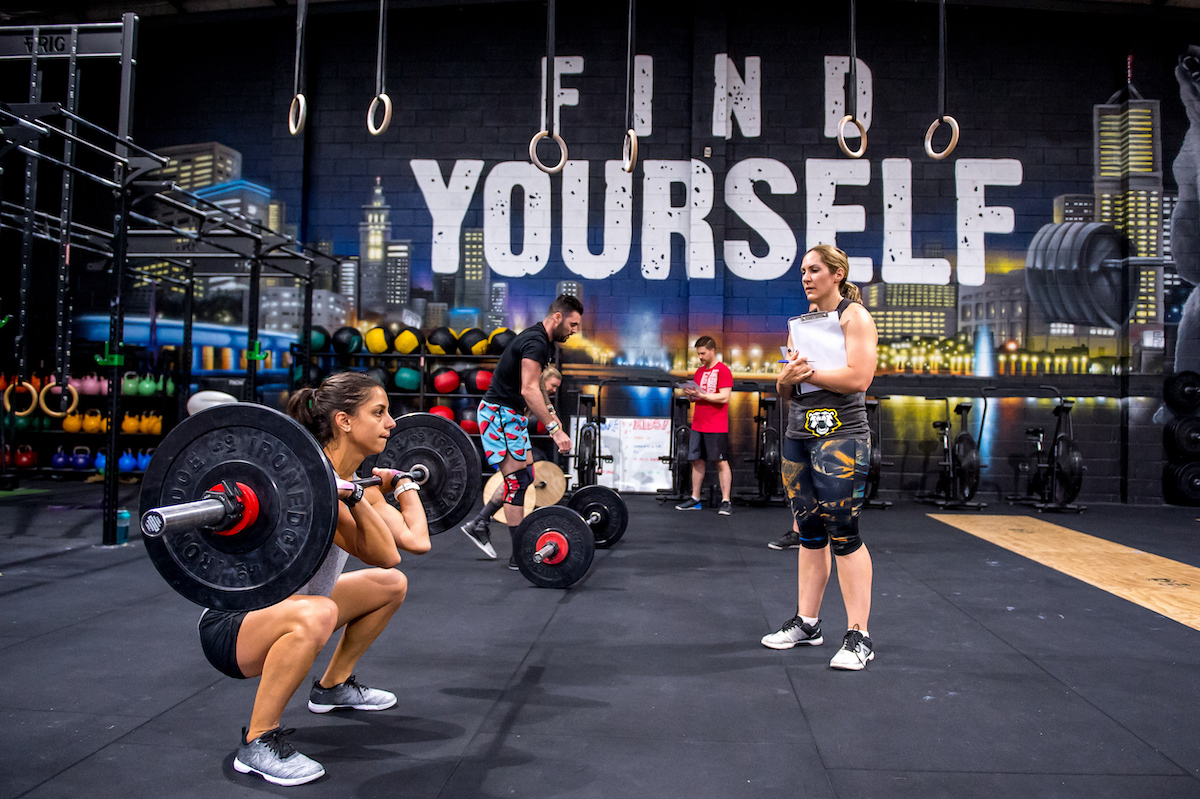 The CrossFit Open – March 11, 2021