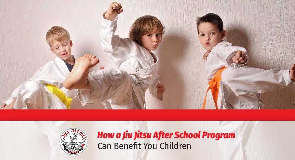 How a Jiu Jistu After School Program can Benefit Your Children