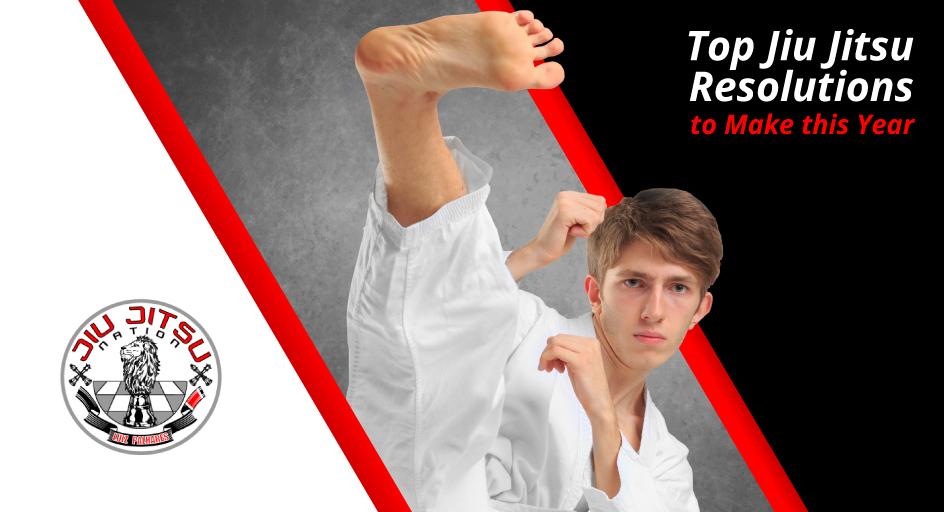 Top Jiu Jitsu Resolutions to Make this Year