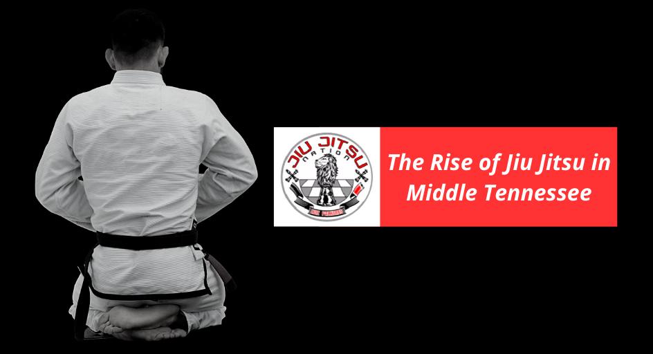 blog image of a child practicing jiu jitsu