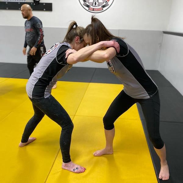 Is Jiu-Jitsu for Women?