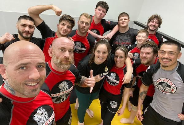 Staying Motivated to Train | One Nation Jiu Jitsu