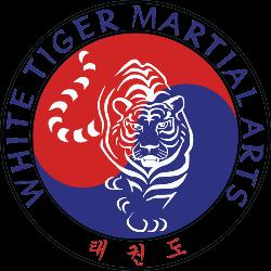 White Tiger Martial Arts, LLC Logo