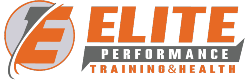 Elite Performance Training and Health Logo