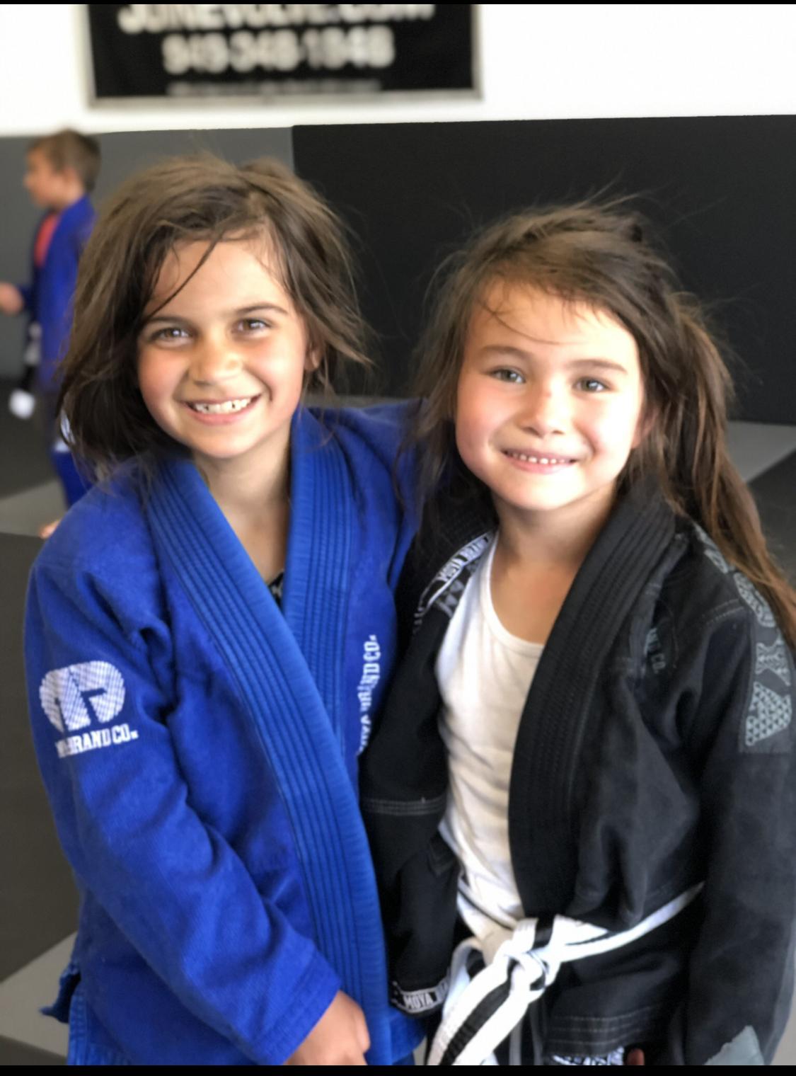 "Why Kids Should do ""Jiu Jitsu"" instead of the other stuff …"