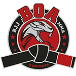 Boa Martial Arts Kamloops LTD Logo