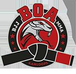 Boa Martial Arts Kamloops LTD Logo