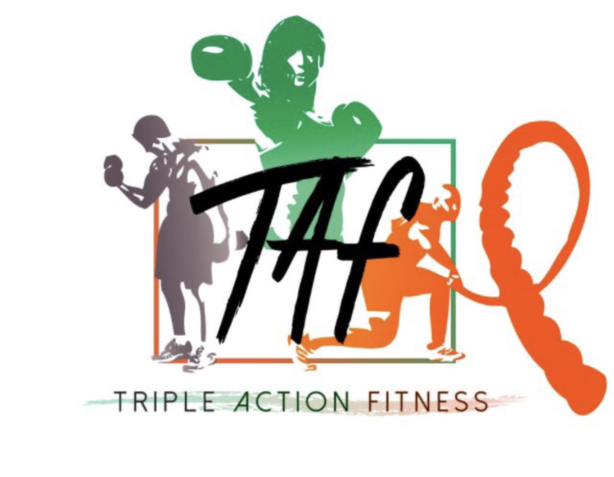 Triple Action Fitness  Logo