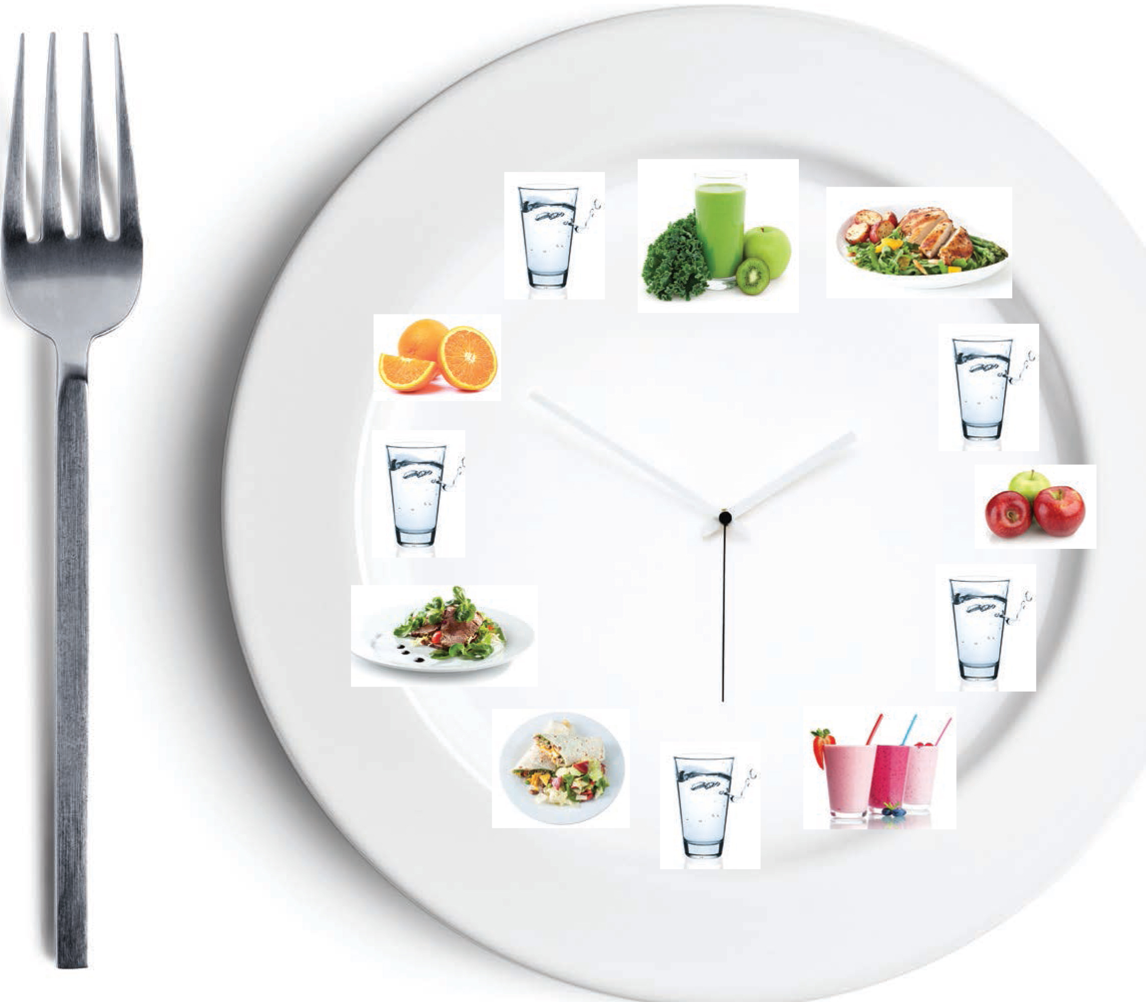 Diet and Exercise, Timing is Everything: