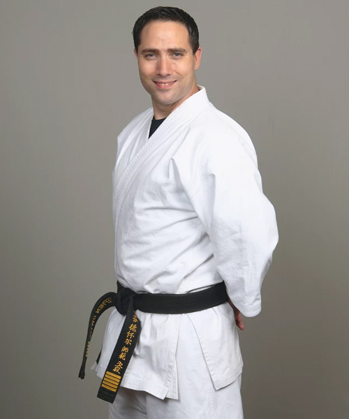 Shihan Stephen Dwyer