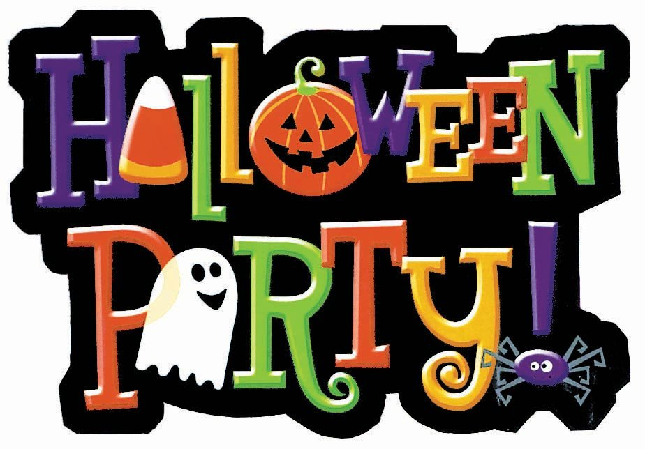 Team Halloween Party on Friday, October 25th!