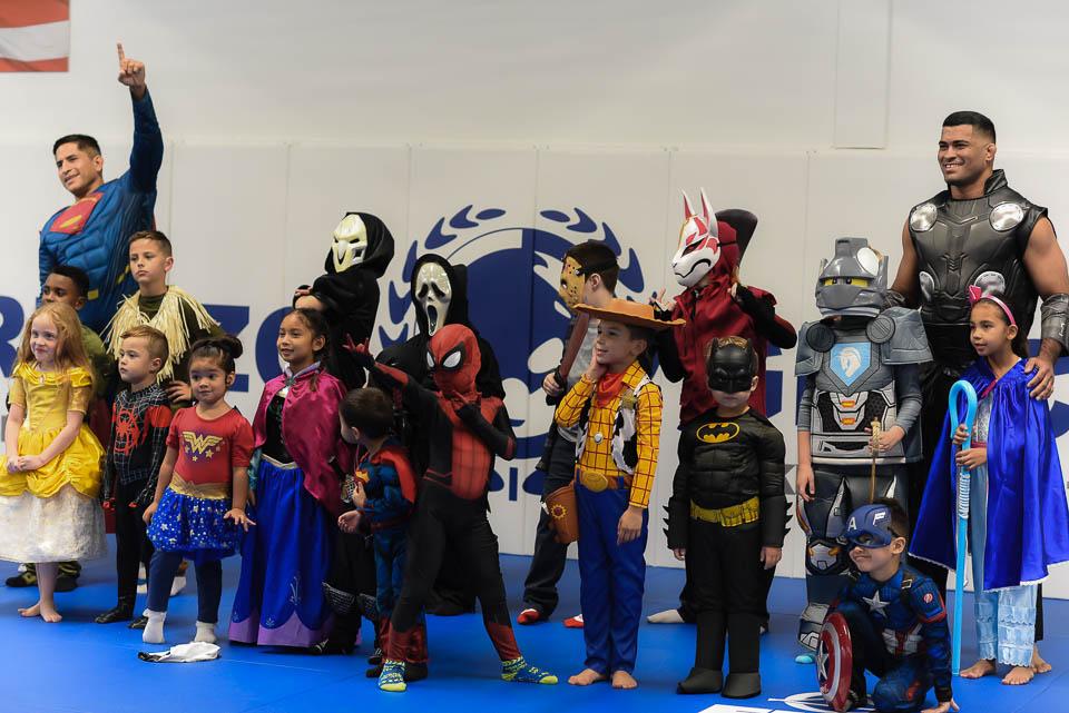 RGLH Kids BJJ Halloween Party