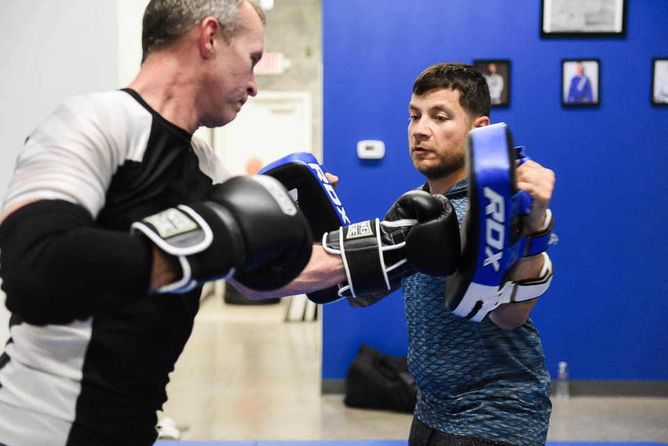Summerwood, Fall Creek Residents Lose Weight With Renzo Gracie Lake Houston Kickboxing