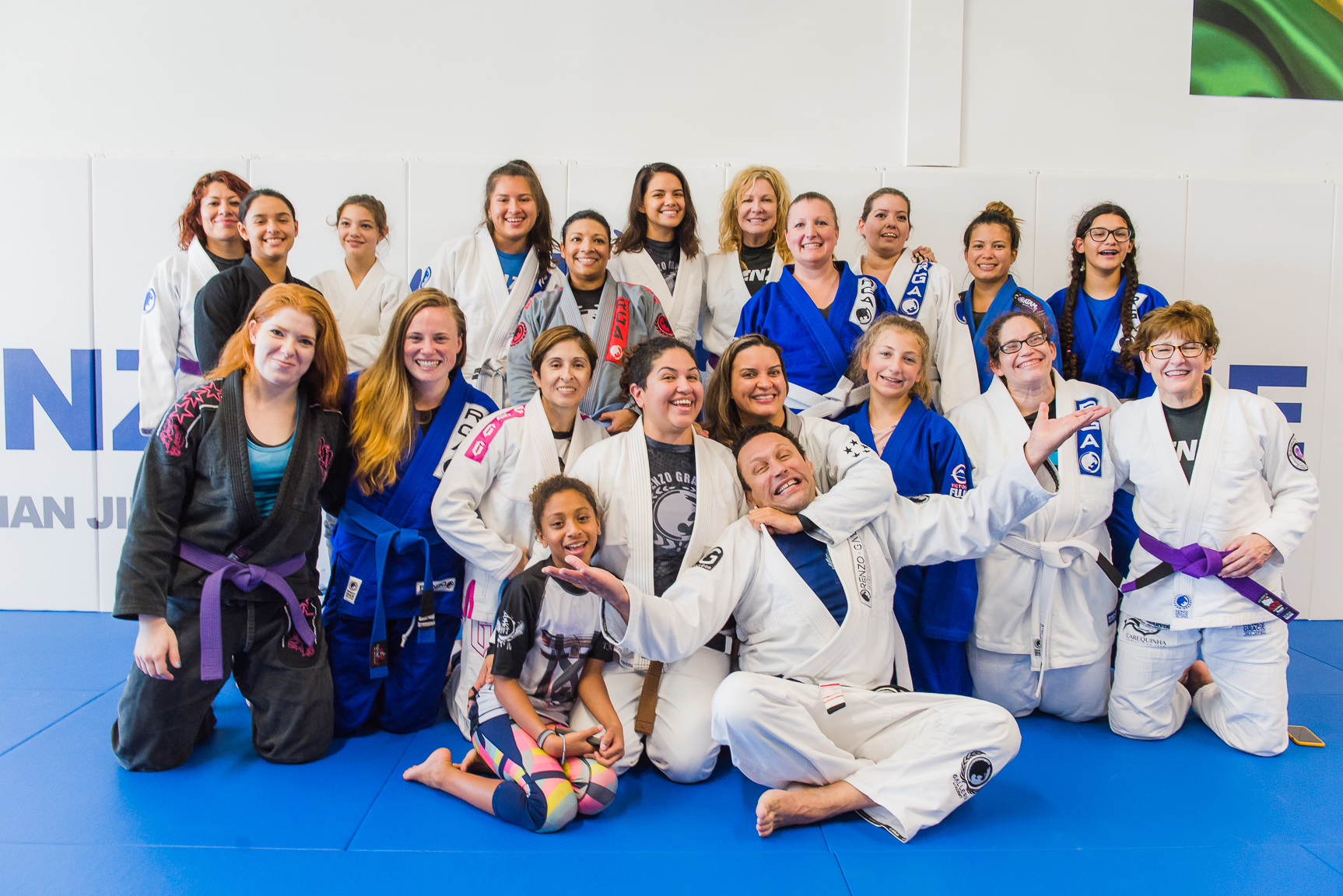 Women's BJJ Program Continues To Grow In Summerwood / Renzo Gracie Lake Houston
