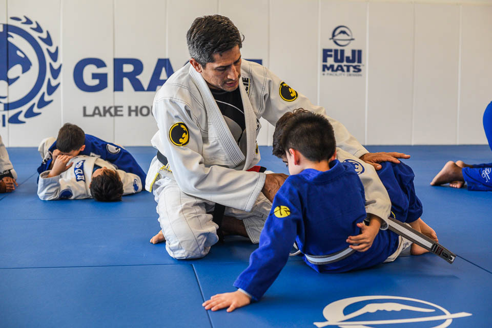 8 Great Reasons To Enroll Your Child In Jiu-Jitsu Classes At Renzo Gracie Lake Houston