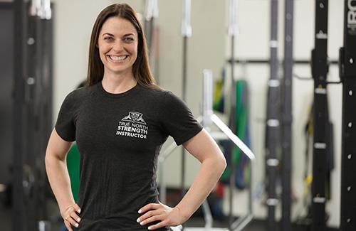 Langley Personal Trainer, Sasha Myers
