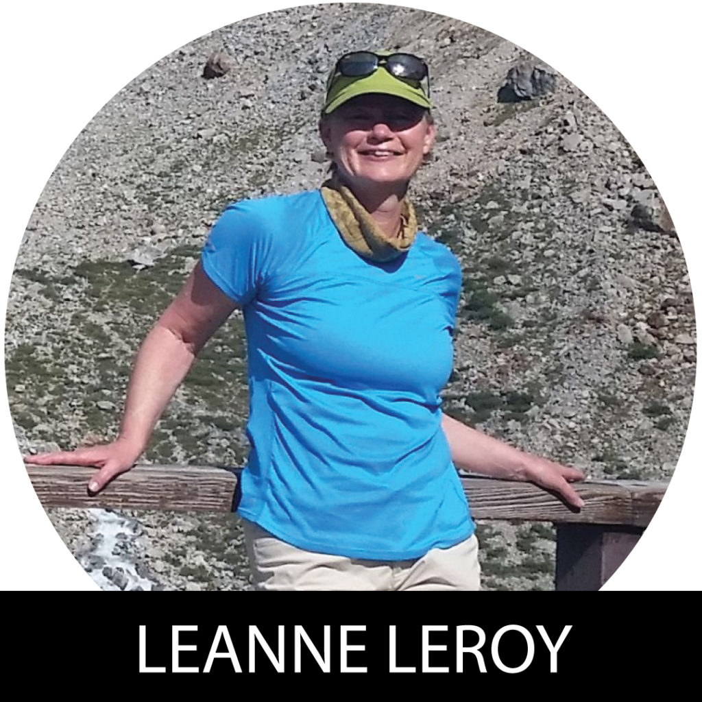 Member Spotlight: Leanne Leroy