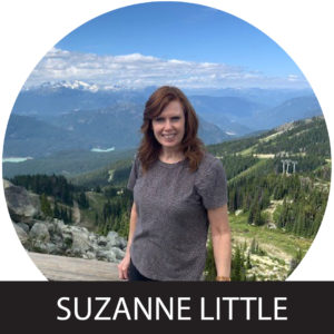 Member Spotlight: Suzanne Little