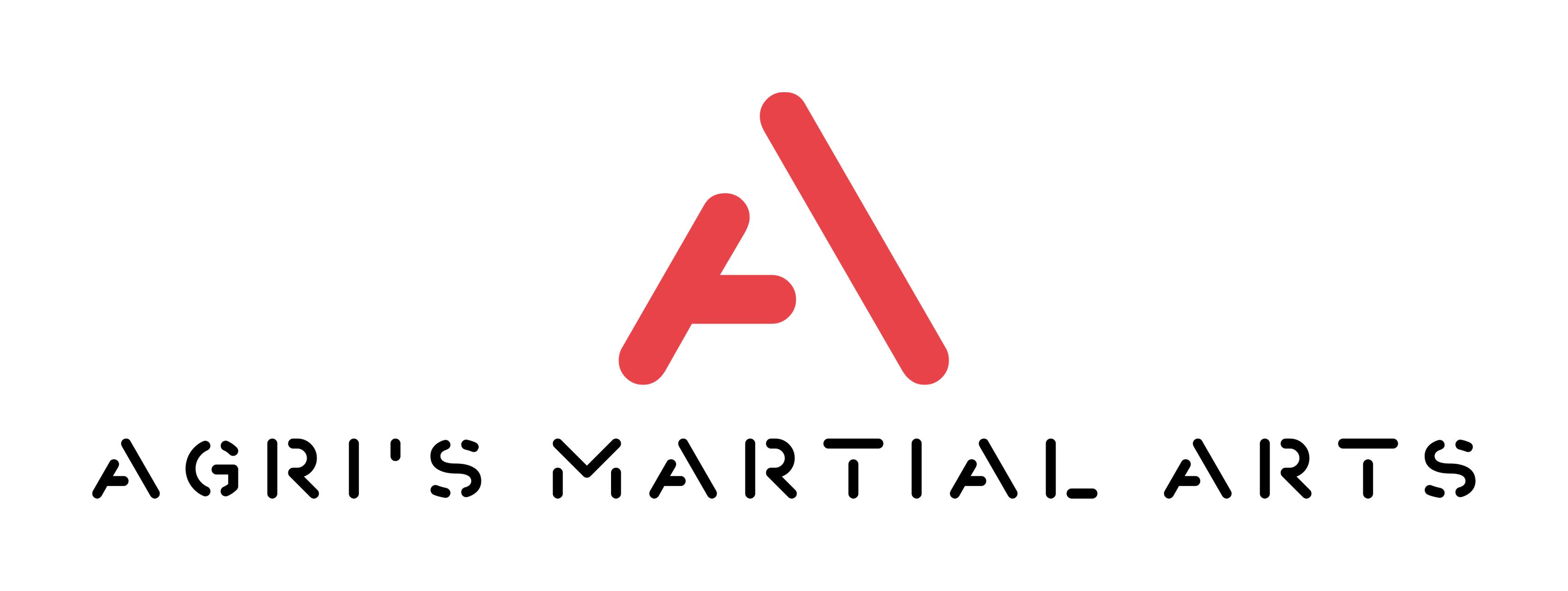 Agri's Martial Arts & Self Defense Logo