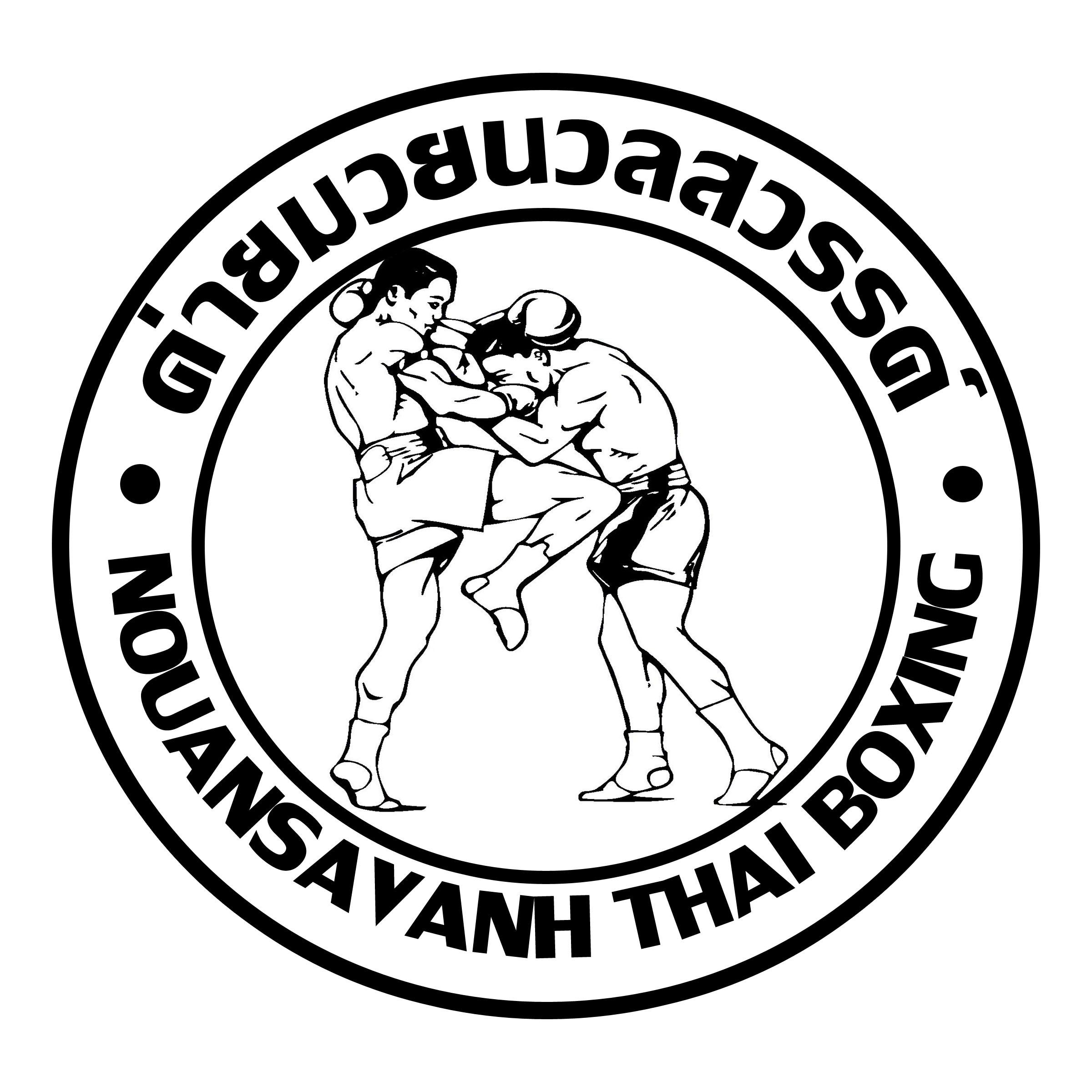 Nouansavanh Thai Boxing Logo