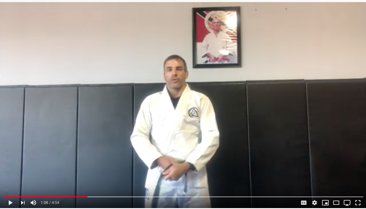 How to Correctly Tie Your Jiu-jitsu Belt
