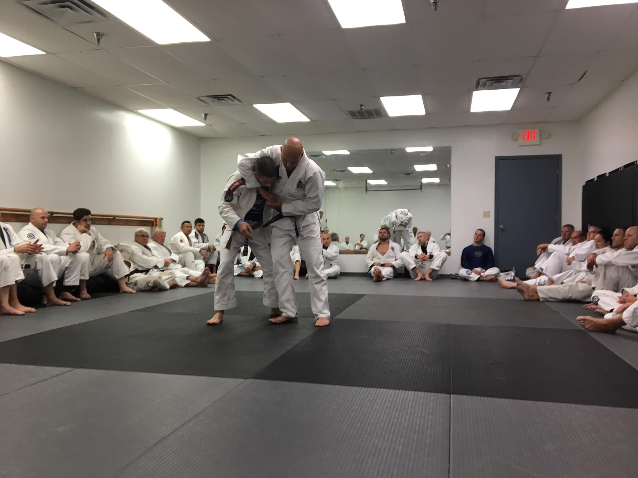 October 2019 Newsletter-Maintaining a White Belt Mindset