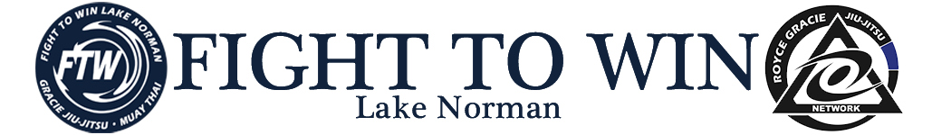 Fight to Win Lake Norman Logo
