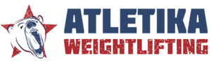 Atletika Weightlifting Logo
