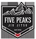 Five Peaks Jiu Jitsu Logo