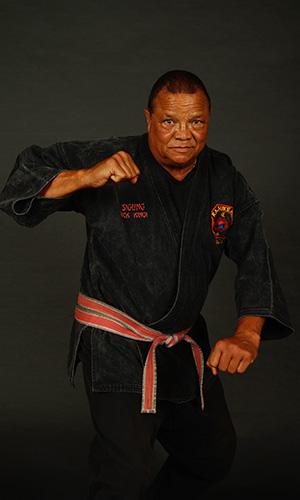 Senior Grandmaster Rick Kingi