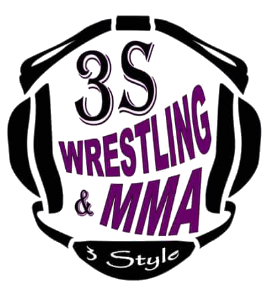 3 Style Wrestling MMA Logo