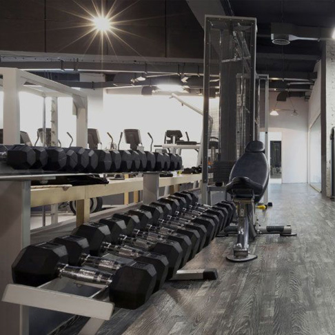 Train with free weights or your body weight?