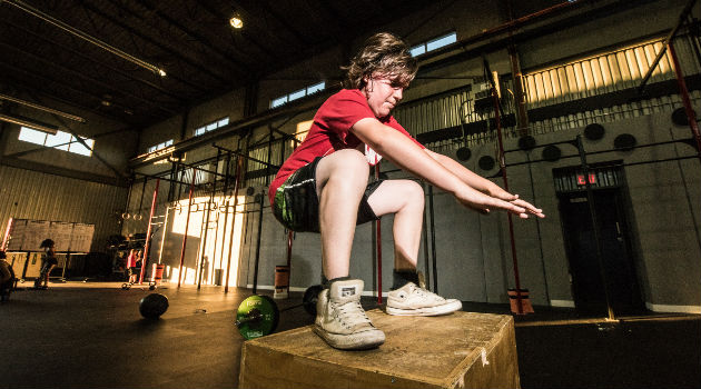 Why young athletes should try Crossfit.