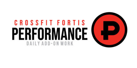 PERFORMANCE WORK JAN 7 TO JAN 11