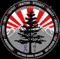 Lauraine's ATA Martial Arts Logo