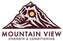 Mountain View Strength and Conditioning Logo