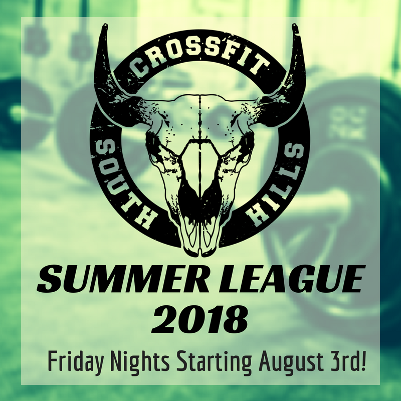 Summer League 2018!