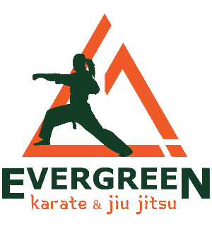 Evergreen Karate Logo