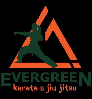 Evergreen Karate Logo
