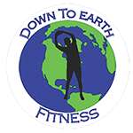 Down to Earth Fitness Logo