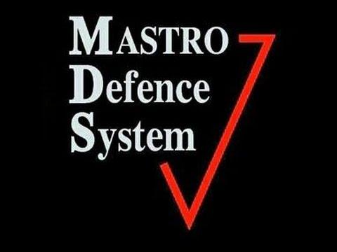 mastro defense system logo
