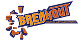 Breakout Martial Arts and Fitness Logo