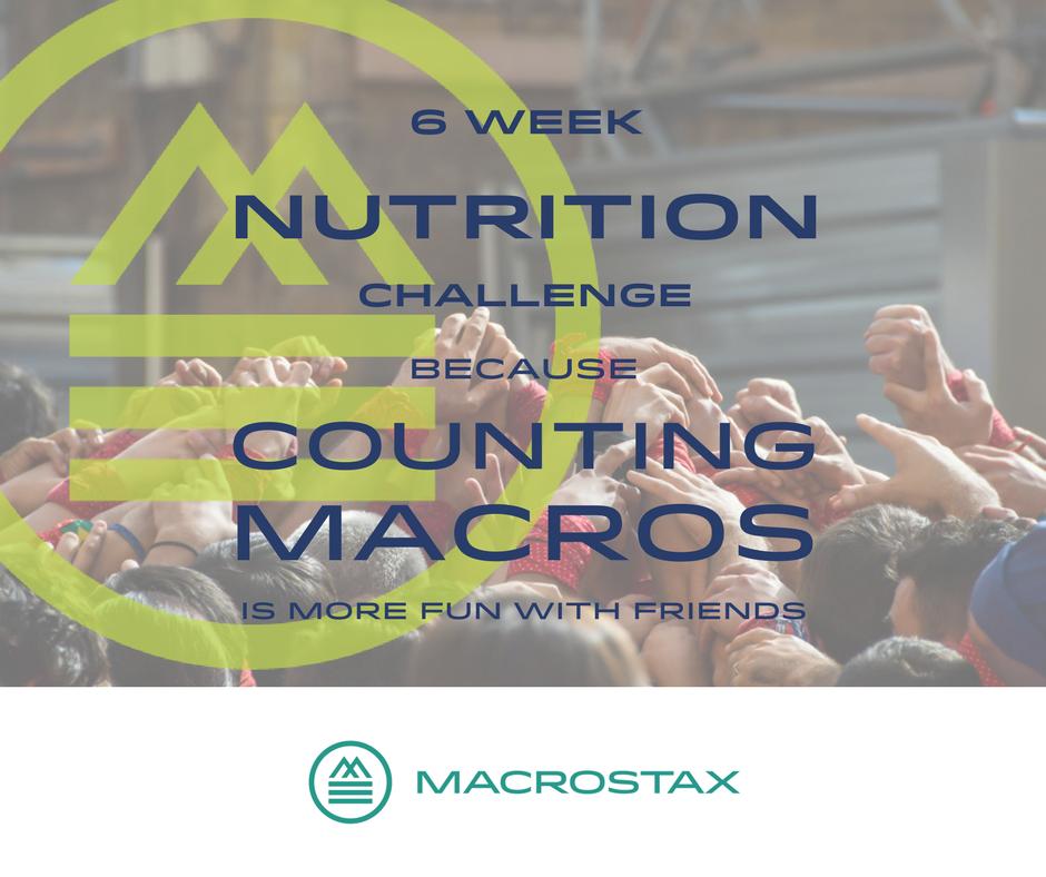 Macrostax Nutrition Challenge